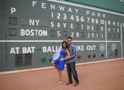 fenway park wedding