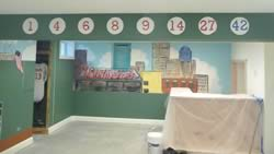 fenway retired numbers basement mural